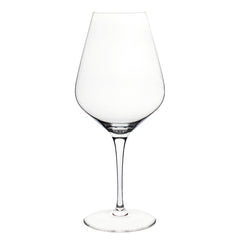 Classics Bordeaux Grand Cru Glass (Set of 4) with Free Microfiber Cleaning Cloth