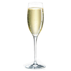 Classics Luxury Cuvee Champagne Flute (Set of 8) with Free Microfiber Cleaning Cloth