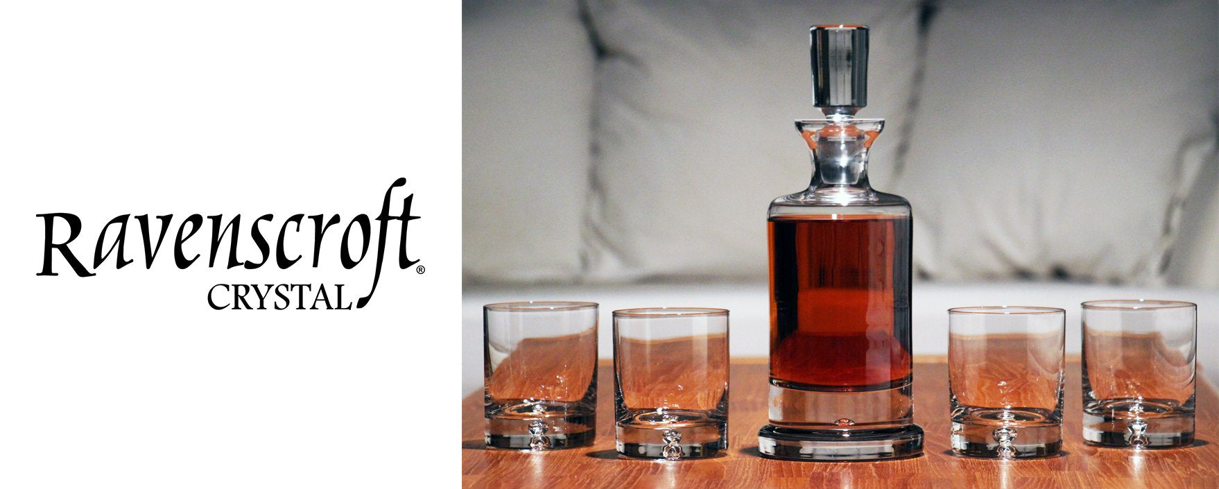Shop Ravenscroft Crystal's Most Popular Decanter Set