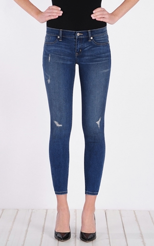 Henry & Belle Super Skinny Ankle Jeans in Archive
