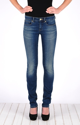 Henry & Belle Super Stretch Straight Jeans in Rebel