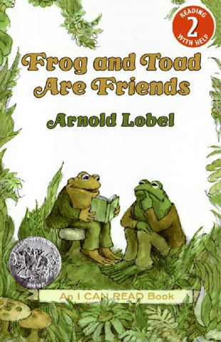 Harper Collins Frog & Toad Are Friends