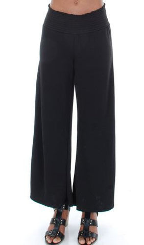 Everly Grey Isla Pant in Solid Black