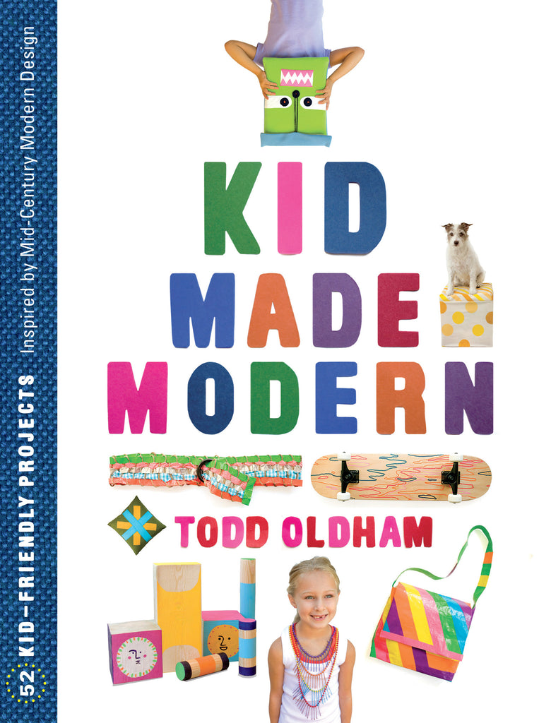Ammo Books Kid Made Modern