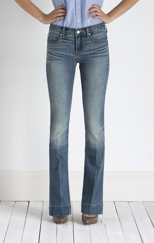 Henry & Belle Micro Flare Jeans in Hawthorne