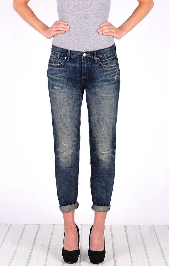 Henry & Belle Relaxed Skinny Jeans in Ryan