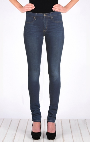 Henry & Belle High Waisted Super Skinny Jeans in Rustic