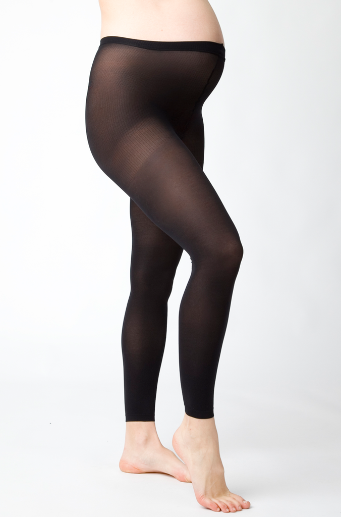 Ripe Maternity Opaque Footless Tights