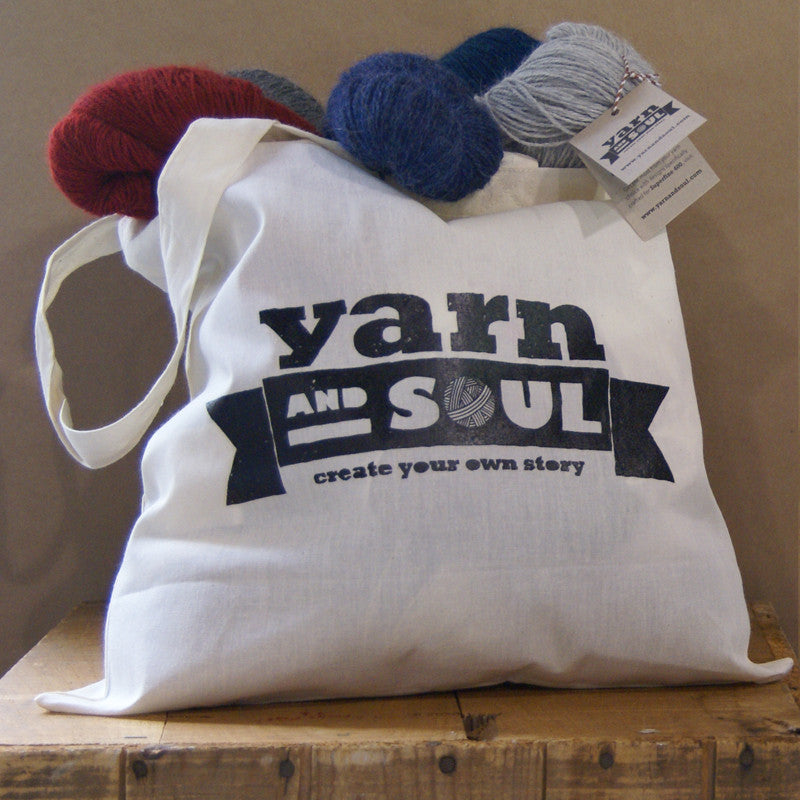 Yarn and Soul Project Bag