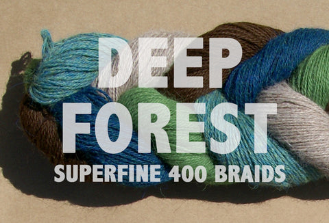 Superfine 400 Braids | DEEP FOREST