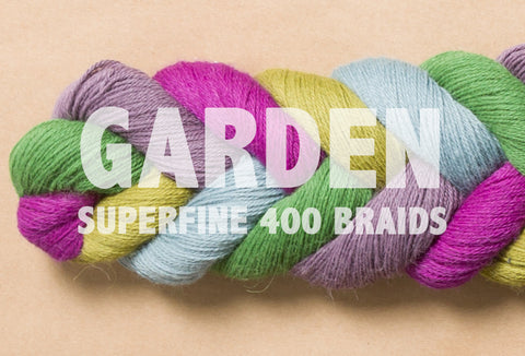 Superfine 400 Braids | GARDEN