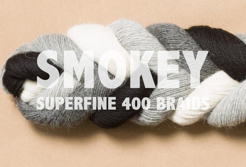 Superfine 400 Braids | SMOKEY
