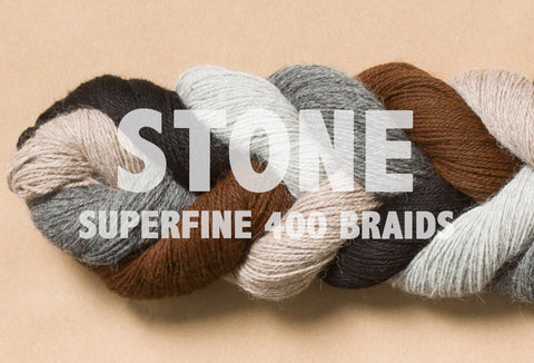 Superfine 400 Braids | STONE
