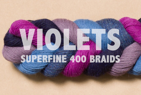 Superfine 400 Braids | VIOLETS