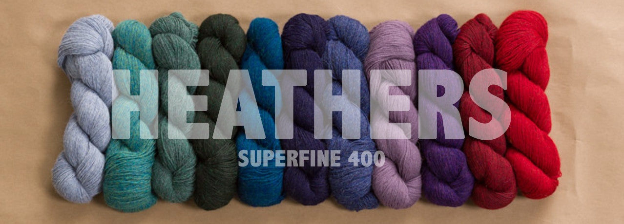 SUPERFINE 400 | Heathers