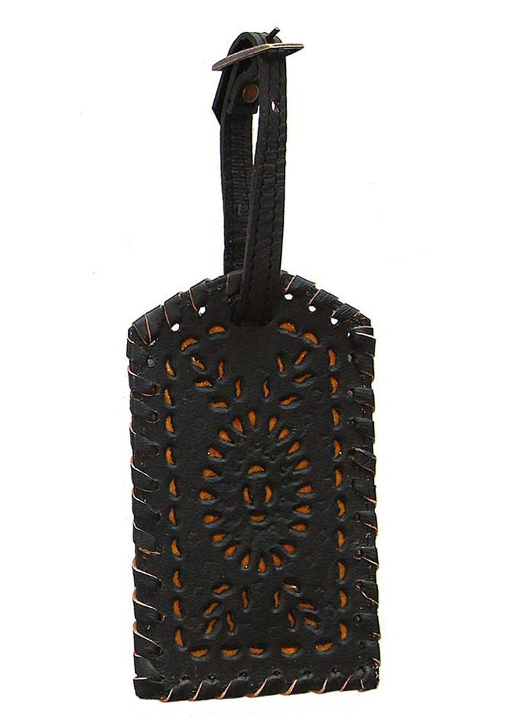 Mexicana Luggage Tag :: Black