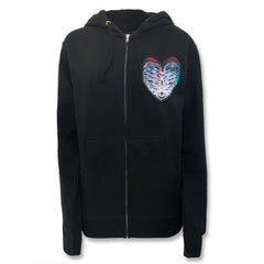 Heart Cage Hoodie