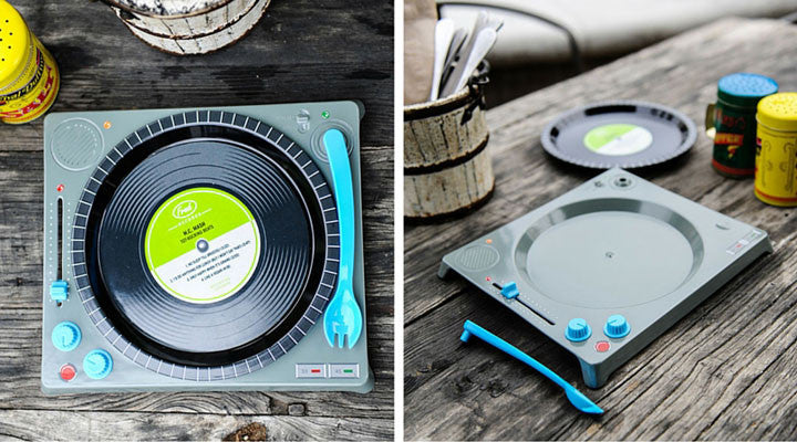 Get The Party Started With Some Turntable Plates