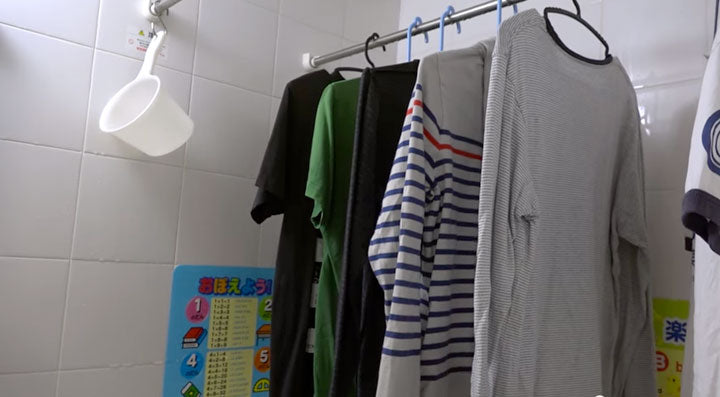 Japanese Clothes Dryer