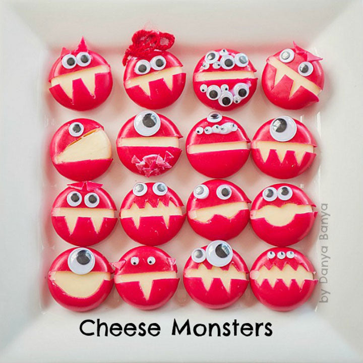 Babybel Monster