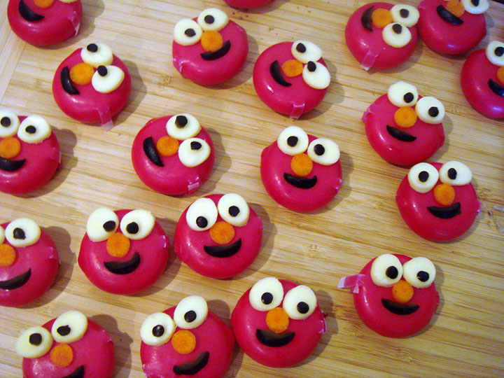 Babybel Elmo