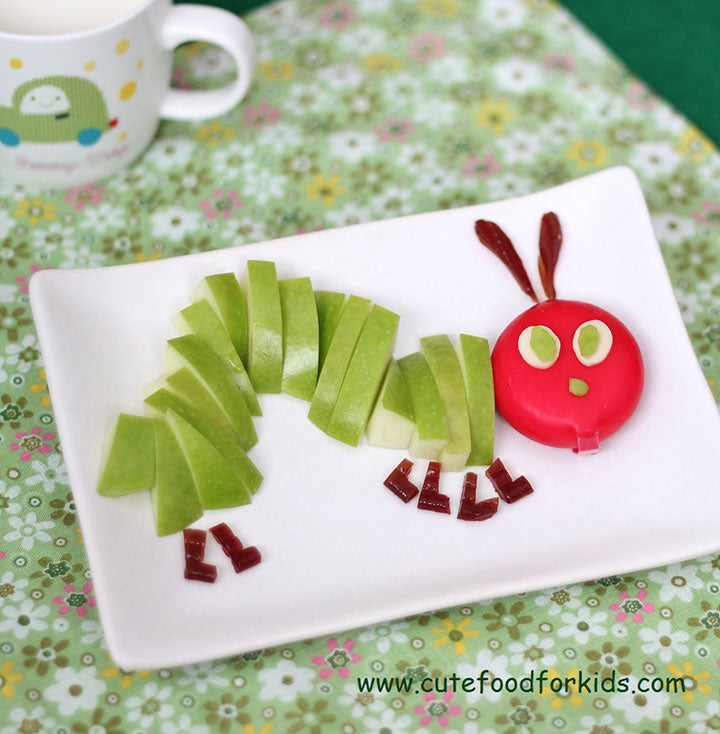 Babybel Hungry Caterpillar