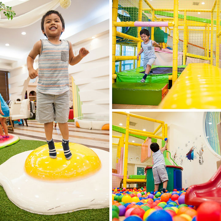 Cafe Little Prince Play Zone