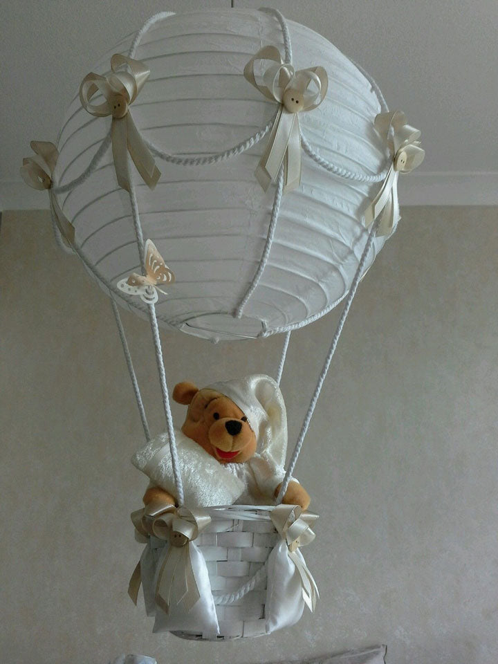 Winnie the Pooh Air Balloon Light