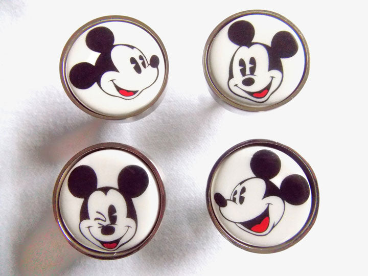 Mickey Dresser Knobs