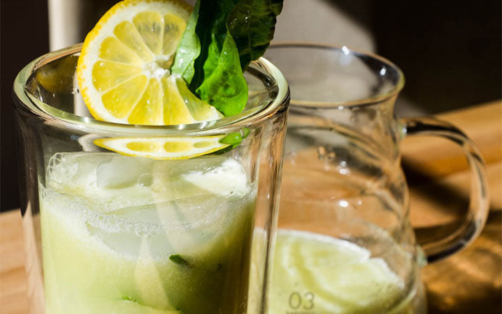Lemon Peel Lemonade