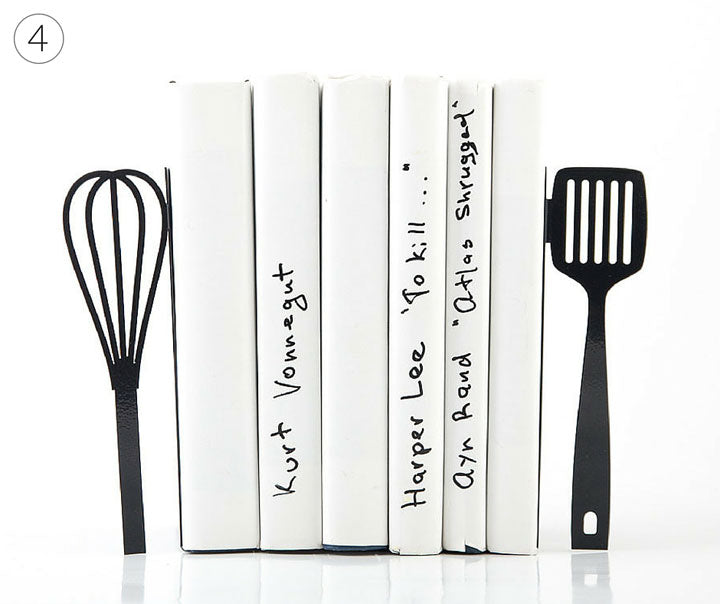 Kitchen Book Ends