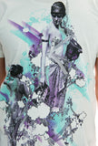 Roman Goddess T-Shirt Detail