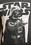 Darth Vador Tee Detail