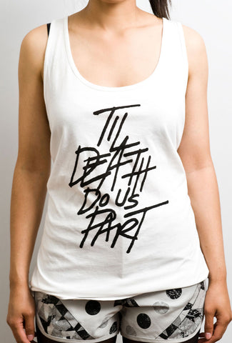 Till Death Do Us Part Tank by WeSC