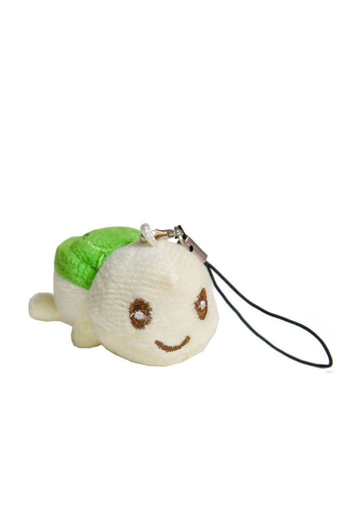 Plush Turtle Cellphone Charm