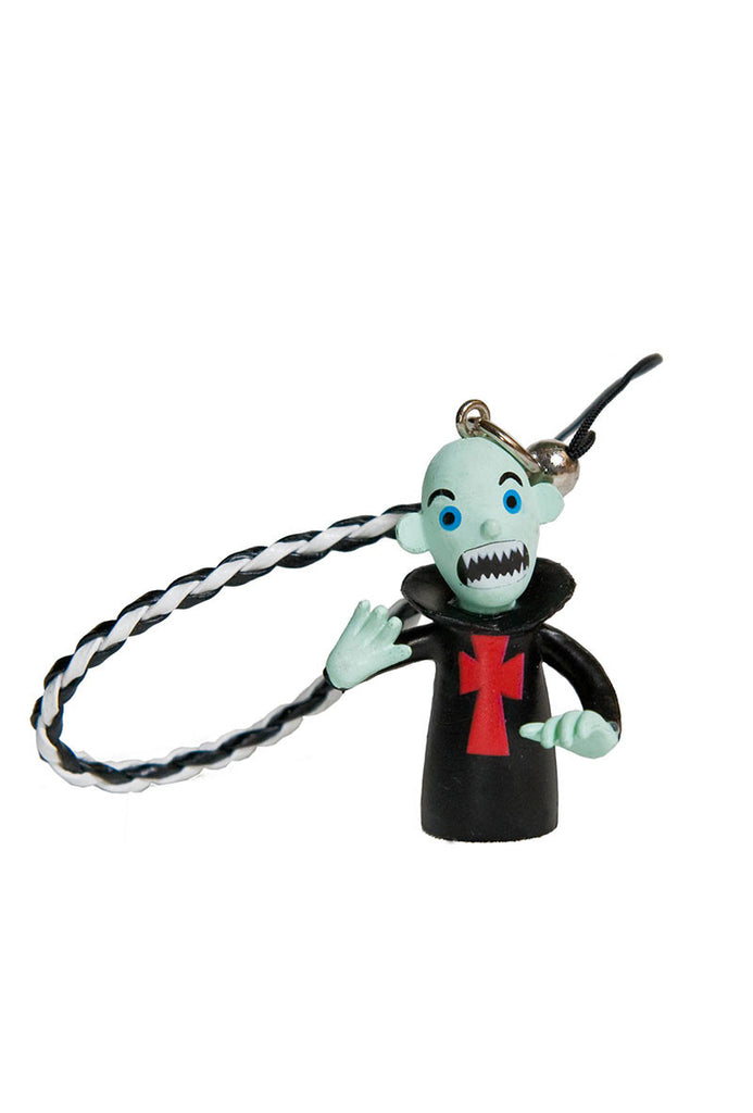 Dracula Cellphone charm