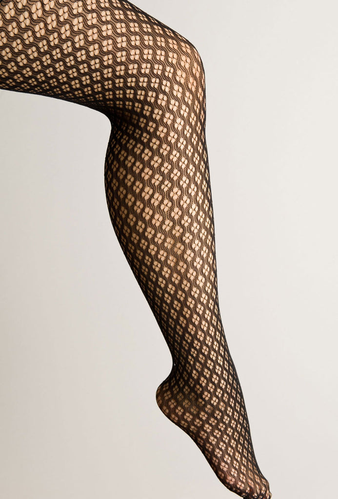 Diamond Cut Denier Tights
