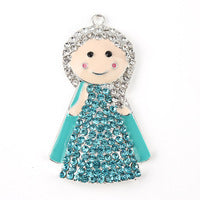 Elsa with Necklace