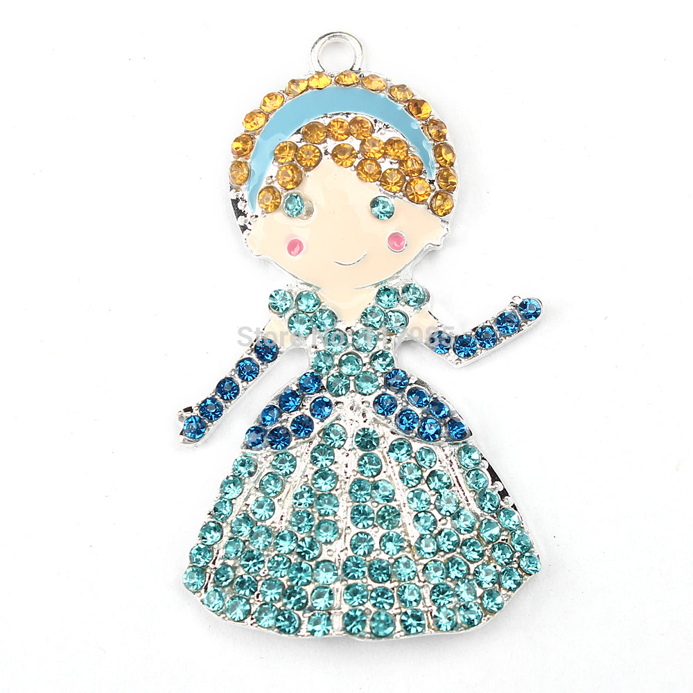 Cinderella with Necklace