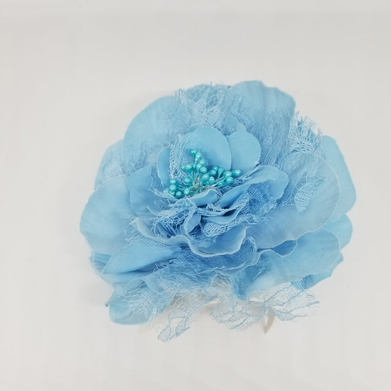 Single Bloom Lace Headband