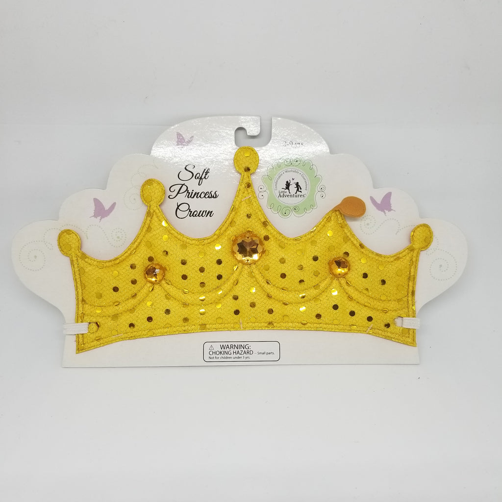 Princess Soft Crown Headband