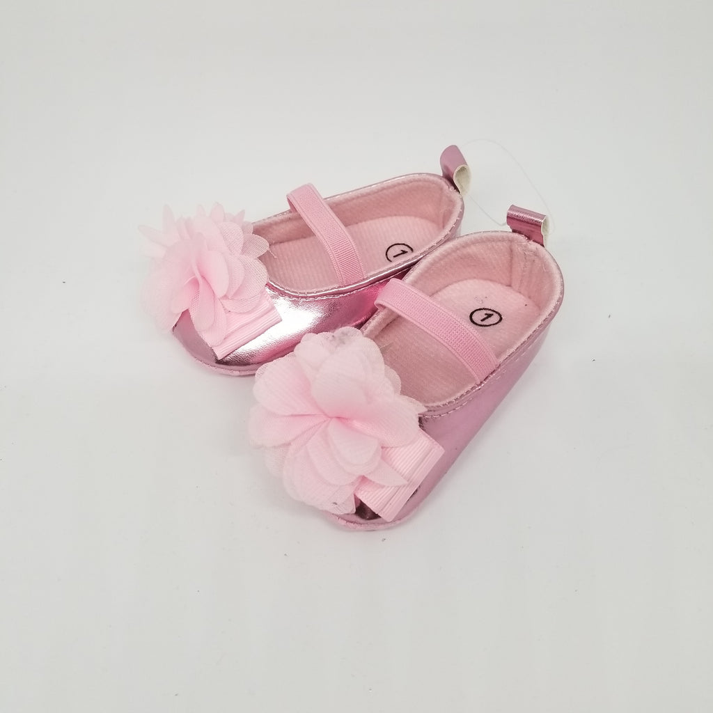 Patent Baby Shoe