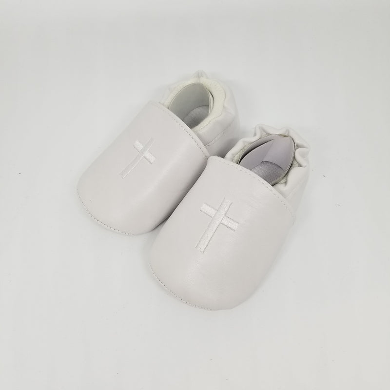 Boys Cross Baby Shoe