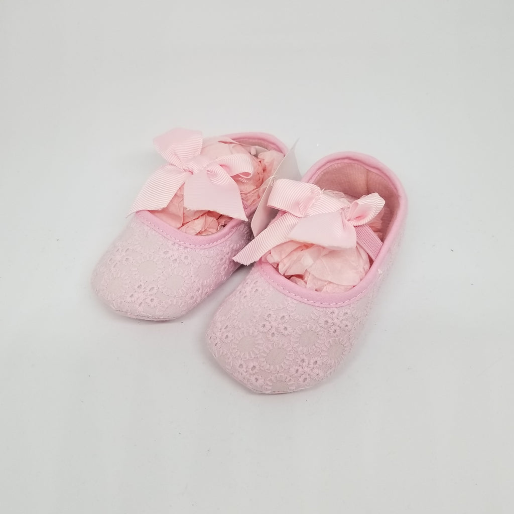 Pink Baby Shoe