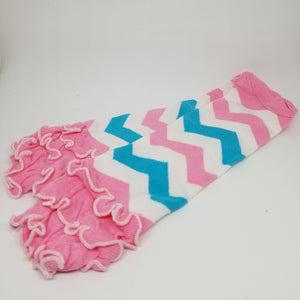 Chevron Leg Warmers Toddler