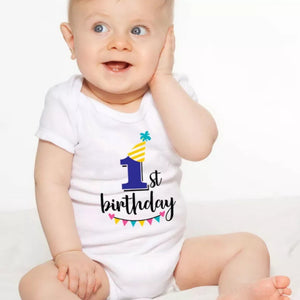 1st Birthday Signature Set