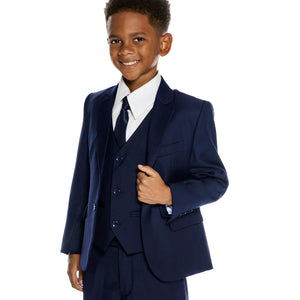 The James - Navy 5 Piece Suit