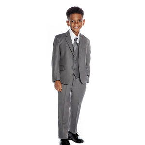 The James - Grey 5 Piece Suit