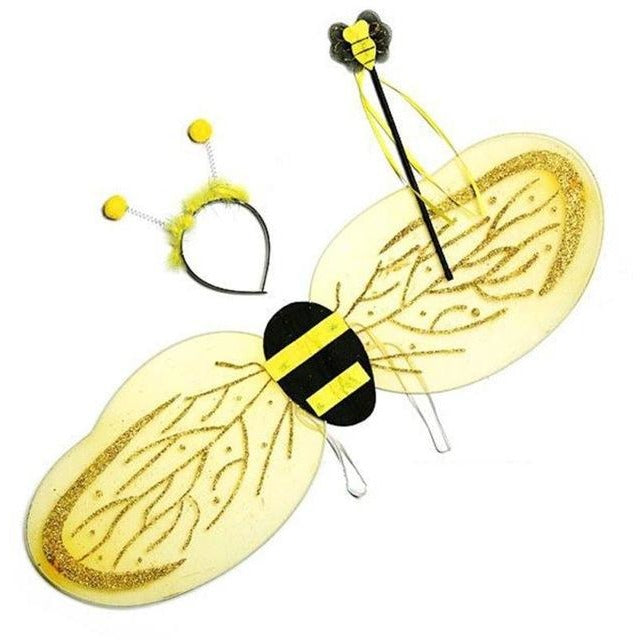 Bumble Bee Wings Set