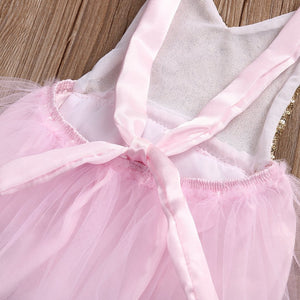1st Birthday Princess Romper Set